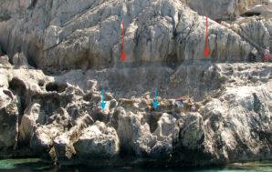 Ανυψωμένες Παλαιοακτές Αποκαλύπτουν Σμήνη Μεγασεισμών στην Ανατολική Μεσόγειο