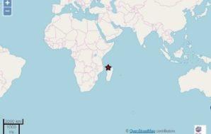 Ο «αθόρυβος» ηφαιστειακός σεισμός της 11ης Νοεμβρίου 2018 στον Ινδικό…