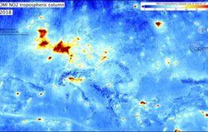 TROPOMI: Μετρώντας την ποιότητα της ατμόσφαιρας από το διάστημα