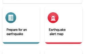Shake Alert App L.A.
