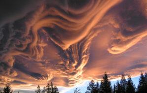 Σπάνιοι σχηματισμοί νεφών