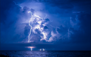 H αιώνια καταιγίδα του Catatumbo!