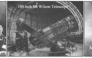 H πρώτη εκτίμηση της σταθεράς Hubble και της ηλικίας του…