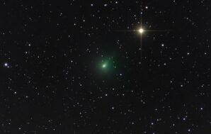 Ο ανοιξιάτικος κομήτης Άτλαντας (ATLAS C/2019 Y4)