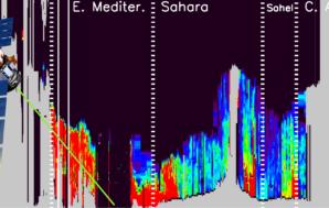 Πρώτες τρισδιάστατες μετρήσεις πυρήνων συμπύκνωσης νεφών από δορυφόρο