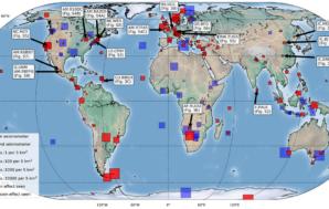Παγκόσμια μείωση επιπέδων σεισμικού θορύβου κατά την διάρκεια των μέτρων…