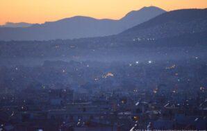 Το «αστικό αποτύπωμα» της Αθήνας στα θερμοκηπικά αέρια